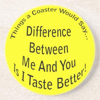 Taste Better Coaster