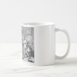 Taste in High Life by William Hogarth Coffee Mug