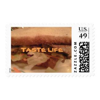 Taste Life Stamps