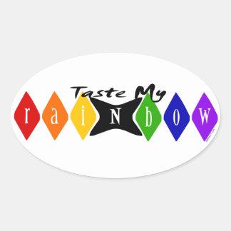 Taste my Rainbow Stickers