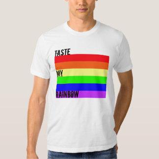 Taste My Rainbow T Shirt