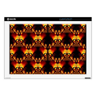 Taste of Art Deco Abstract Design Decals For Laptops