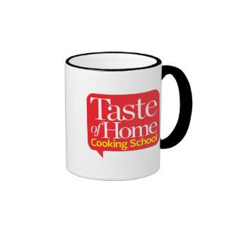 Taste of Home Cooking School Ringer Coffee Mug