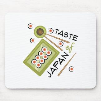 Taste Of Japan Mouse Pad