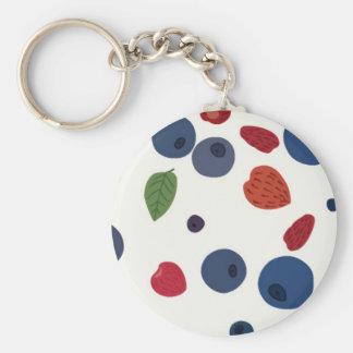Taste of summer keychain