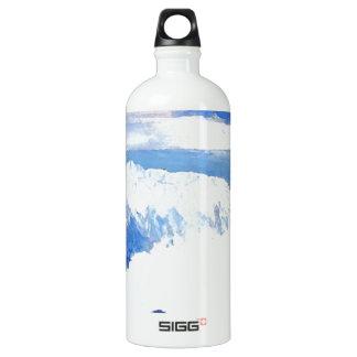 Taste of the Sea - Blue Ocean Waves Seascape SIGG Traveler 1.0L Water Bottle