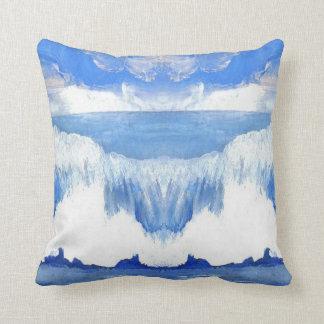 Taste of the Sea Ocean Accent Pillow