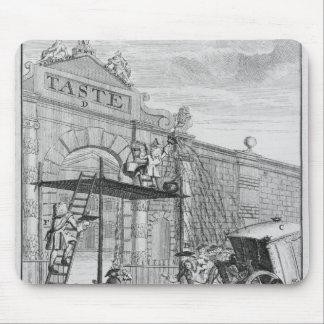 Taste, or Burlington Gate, 1732 Mouse Pad