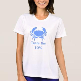 Taste the 10 Crab T-Shirt