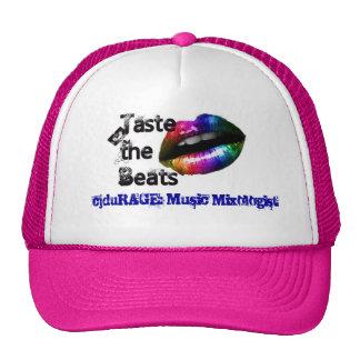 Taste the Beats Hat