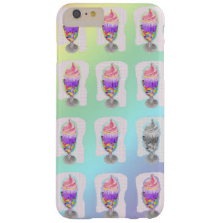Taste the Rainbow Cupcake and Candy Phone case. Barely There iPhone 6 Plus Case