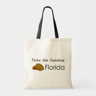 Taste the Sunshine Canvas Bag