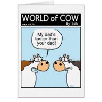 Tastier Dad Card