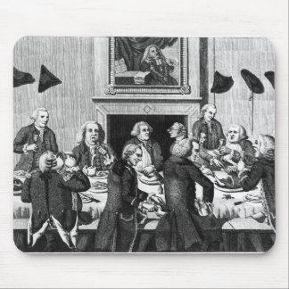 Tasting, 1782 mouse pad