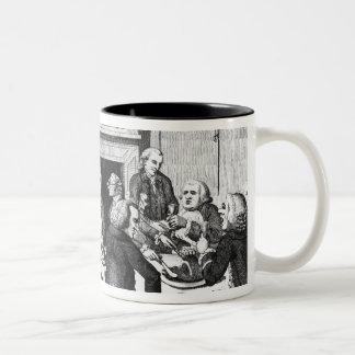 Tasting, 1782 Two-Tone coffee mug