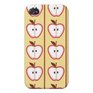 Tasty Apples Covers For iPhone 4