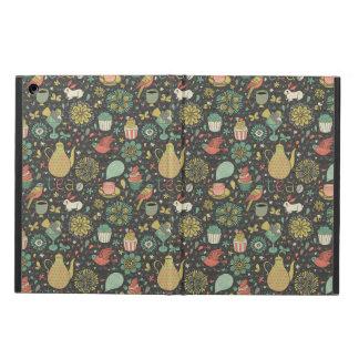 Tasty bright Tea Card Case For iPad Air