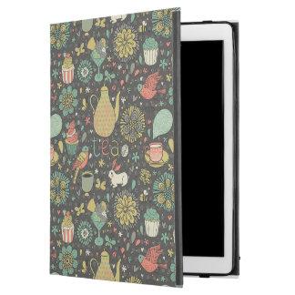 "Tasty bright Tea Card iPad Pro 12.9"" Case"