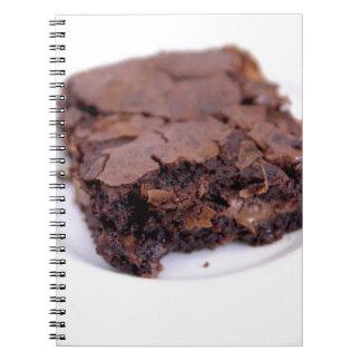 Tasty Brownie Notebook