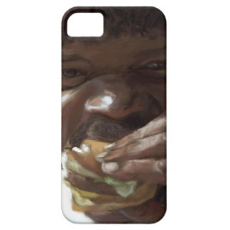 Tasty Burger iPhone 5 Cover