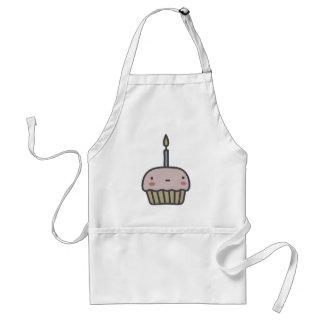 Tasty Cupcake Adult Apron