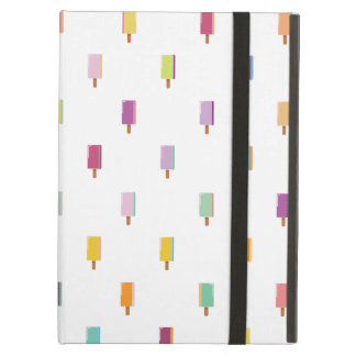 Tasty Delicious Ice Cream Pattern Case For iPad Air