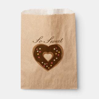 Tasty Donut Favor Bag