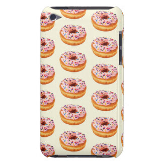 TASTY DOUGHNUT WITH iPod Touch, Barely There Barely There iPod Cover