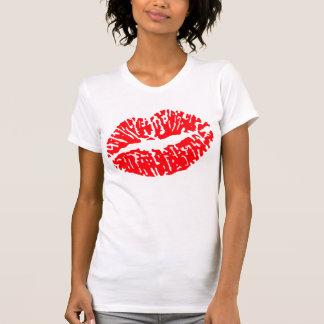 Tasty Lips 3 Tee Shirts