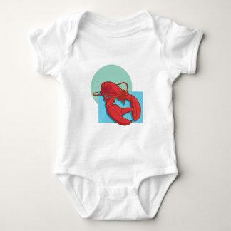 Tasty Lobster Baby Bodysuit