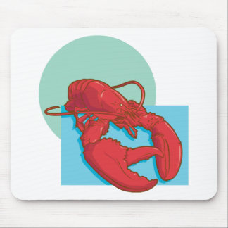Tasty Lobster Mouse Pad