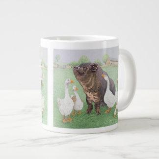Tasty Morsel Large Coffee Mug