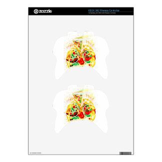 Tasty Pizza Xbox 360 Controller Skin