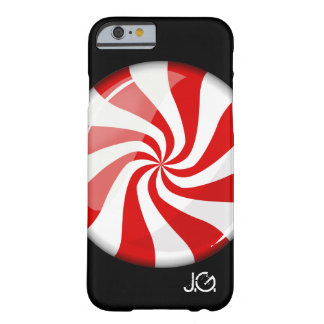 Tasty Round Peppermint Barely There iPhone 6 Case