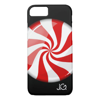 Tasty Round Peppermint iPhone 8/7 Case