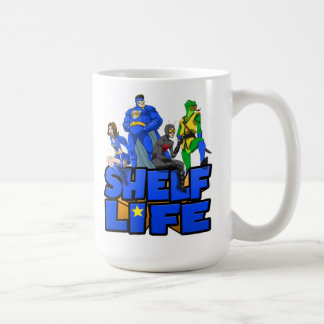 Tasty Shelf Life Mug