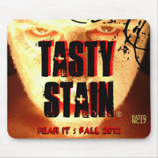 Tasty Stain The (fake) Movie Mouse Pad
