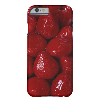 Tasty Strawberries Barely There iPhone 6 Case