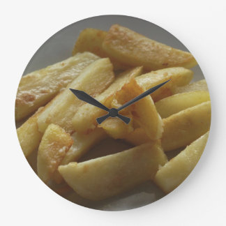 Tasty Time! Large Clock