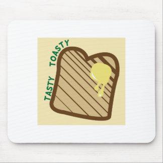 Tasty Toasty Mouse Pad