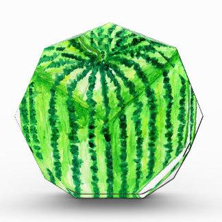 Tasty Watermelon Art2 Acrylic Award