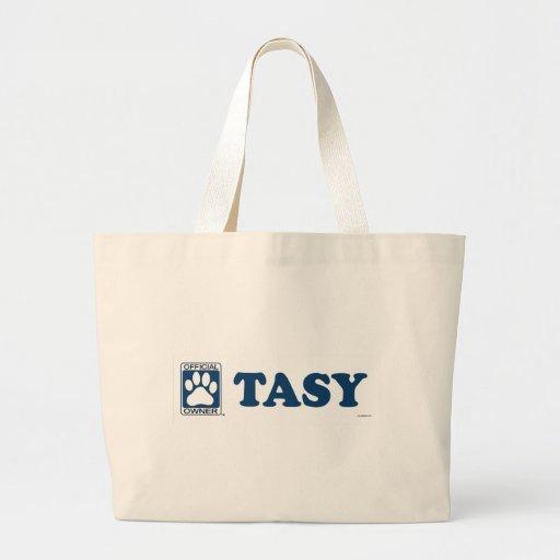 TASY_blue Bolsa De Mano