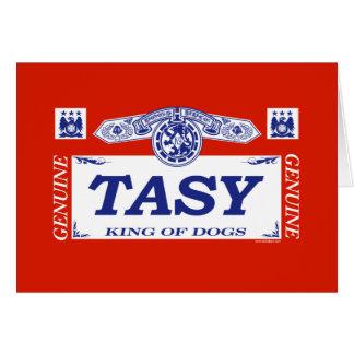 Tasy Card
