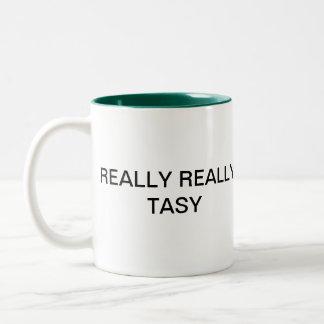 TASY FRUIT Two-Tone COFFEE MUG