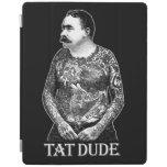 Tat Dude iPad Cover