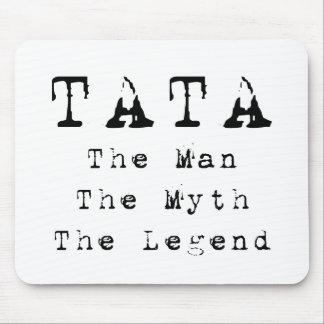 Tata Man Myth Legend Mouse Pads