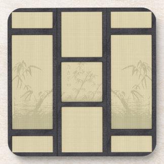 Tatami - Bamboo Coaster