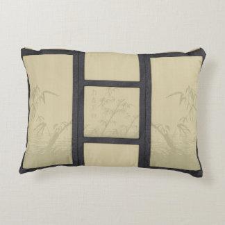 Tatami - Bamboo Decorative Pillow