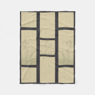 Tatami - Bamboo Fleece Blanket