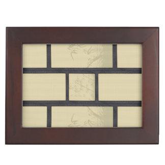 Tatami - Bamboo Memory Box